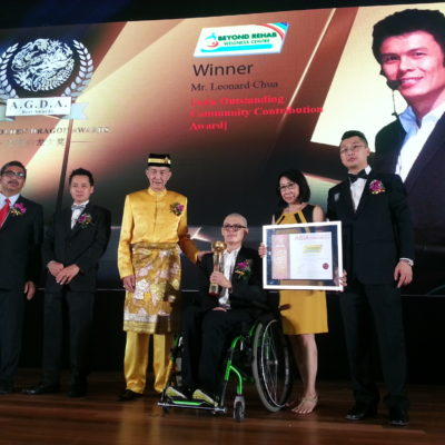 Asia Golden Dragon Award 2015