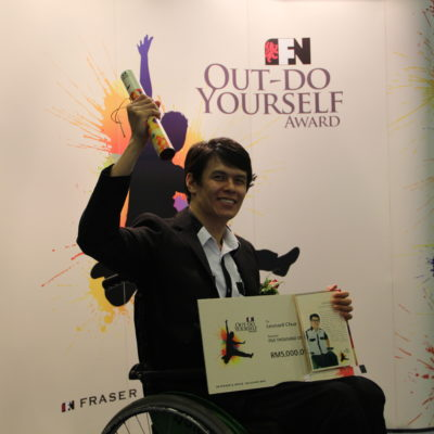 F&N Out - Do Yourself Award 2012 2