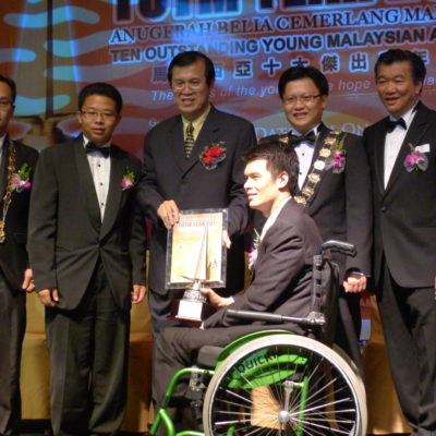 Ten Outstanding Young Malaysian 2011